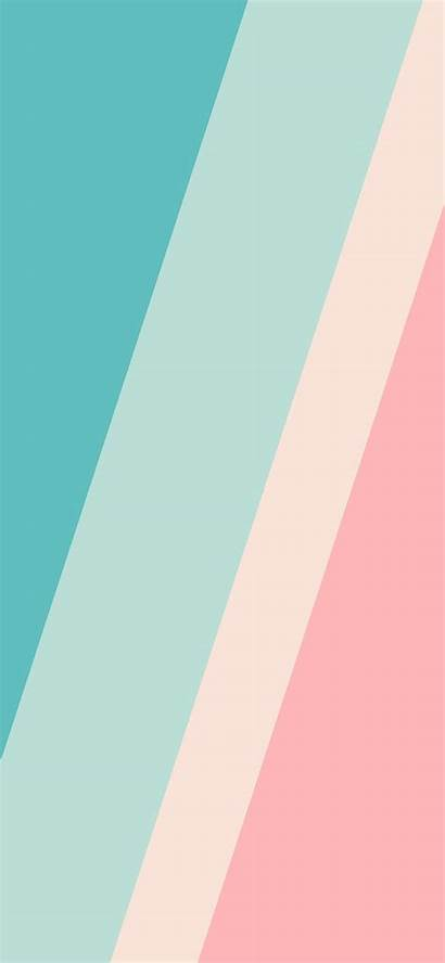 Teal Iphone Wallpapers Cool Striped Aesthetic Collage