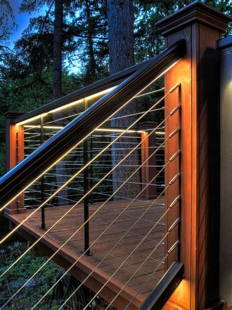 Treppenbeleuchtung Led Außen by Sehr Originelle Ideen F 252 R Led Treppenbeleuchtung