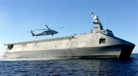 sea fighter fsf  experimental littoral combat ship lcs