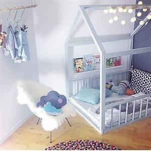 Lit Fille Original : 10 id es de chambre originale pour enfant habitatpresto ~ Teatrodelosmanantiales.com Idées de Décoration