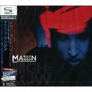 Marilyn Manson The High End Of Low Japanese Shm Cd  467582