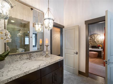 guest bathroom vanity hgtv home 2014 guest bathroom pictures and