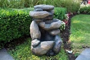 Fontaine Exterieur Zen : fontaine d 39 ext rieur d 39 henryka walmart canada ~ Nature-et-papiers.com Idées de Décoration