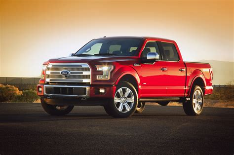 All-new Ford F-150 Redefines Full-size Trucks As The