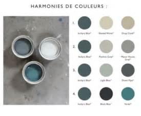 paint colour ideas for kitchen farrow inchyra blue palette couleurs matières