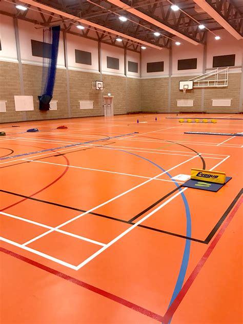 High Performance Sports Flooring in Ipswich & Suffolk - RW ...