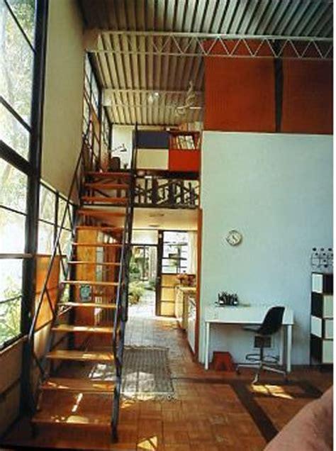 casa eames case study house  ficha fotos  planos