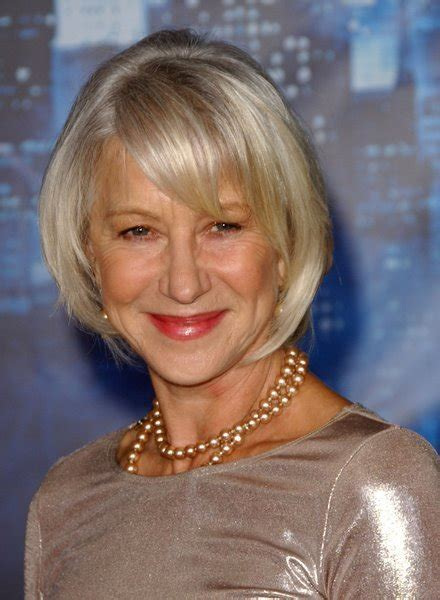 Fine haircuts and hairstyles are the terms that are used interchangeably. CJ..style notes...: In Praise of 'Older Women'