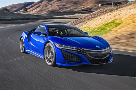 Acura NSX : 2017 Acura Nsx, David Lee Roth Featured In Super Bowl