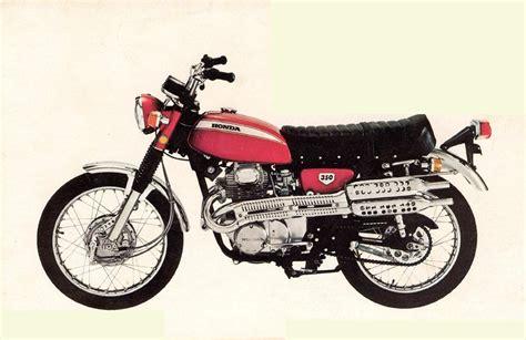 classic honda honda cl350 gallery classic motorbikes