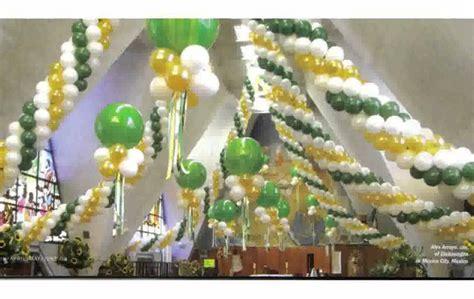 balloon decorations ideas for balloon decor ideas youtube