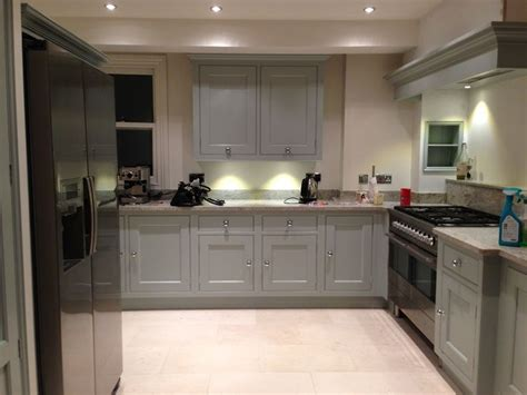 painting kitchen cabinets with farrow and kitchens painted in farrow and paint roselawnlutheran 9705