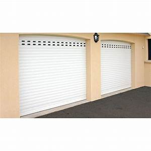 Porte de garage a enroulement sur mesure voletshop for Porte de garage a enroulement sur mesure