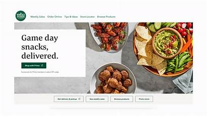 Covid Foods Whole Changed Response