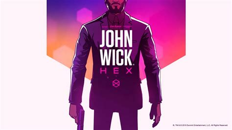 john wick hex   tactical    phenomenal action