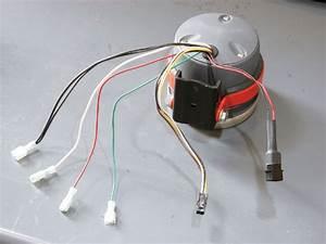 Dw 4529  Stewart Warner Tachometer Wiring Schematic Wiring