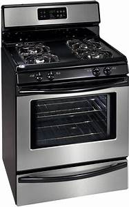 Frigidaire Fgf368gb 30 Inch Freestanding Gas Range With 4
