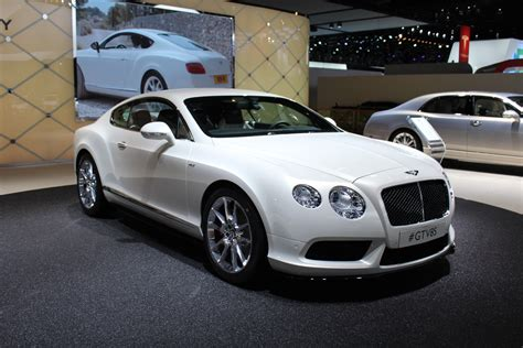 Bentley Car : 2014 Bentley Gt V8 S Preview, Live Photos