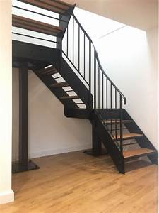 Of Metal Stairs