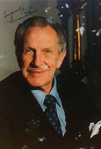 Vincent Price's Visit to IU Southeast – Voices from the IU ...  Vincent