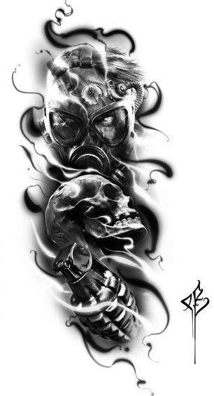 yusuf artik tattoo adlı kullanıcının referance panosundaki Pin   Inspiration tattoos, Kafatası