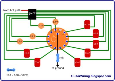 varitone project the guitar wiring diagrams and tips varitone project 12