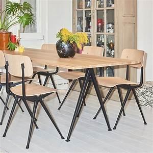 Tisch Mit Stühlen : pyramid tisch von hay kaufen ~ Orissabook.com Haus und Dekorationen