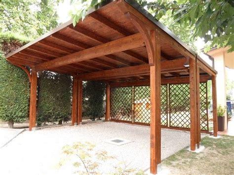 tettoie fai da te tettoie in legno fai da te pergole e tettoie da giardino