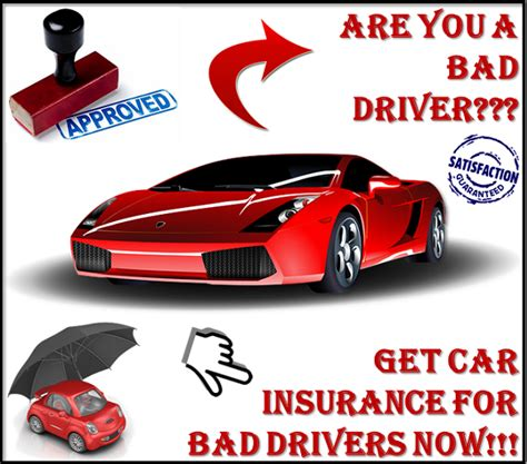 great car insurance for drivers cheap and affordable auto insurance for with bad