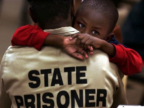 Half Of America's Children Have A Parent With Criminal Record