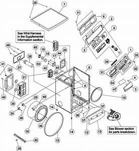 Maytag Model   Mde2400ayw  Serial   12422256ge  Dryer Will