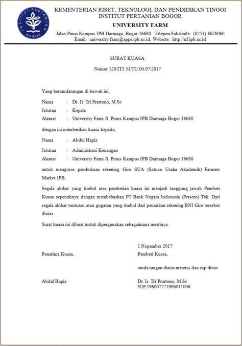 Contoh format surat lamaran cpns dan surat pernyataan yang digunakan … Contoh Surat Kuasa dengan Penjelasan dan Ciri-Cirinya - Uprint.id