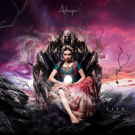 Adagio - Life | Ghost Cult MagazineGhost Cult Magazine