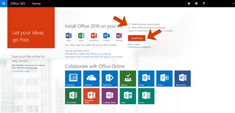 step  step walkthrough  downloading office