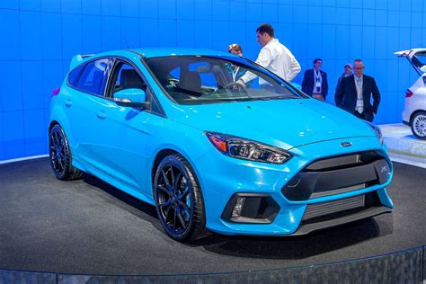 Ford Performance Focus Rs by Now Confirmed 2016 Ford Focus Rs Packs 345hp Gtspirit