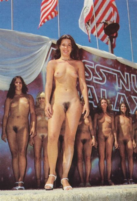 miss nude galaxy 1976 vintage nude
