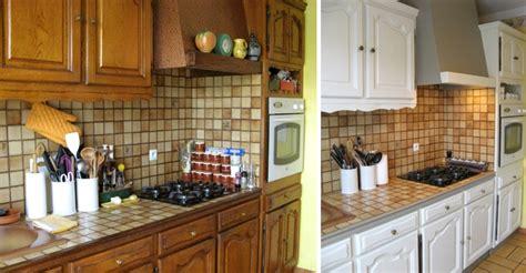 vieille cuisine repeinte formidable repeindre une vieille cuisine 7 cuisine