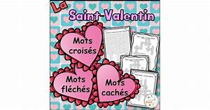 Plein D Huile Mots Fléchés : saint valentin mots cach s fl ch s crois s ~ Medecine-chirurgie-esthetiques.com Avis de Voitures