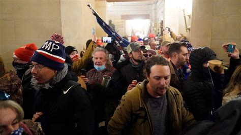 MORE VIDEO EVIDENCE Shows the 'Riots' At the US Capitol ...