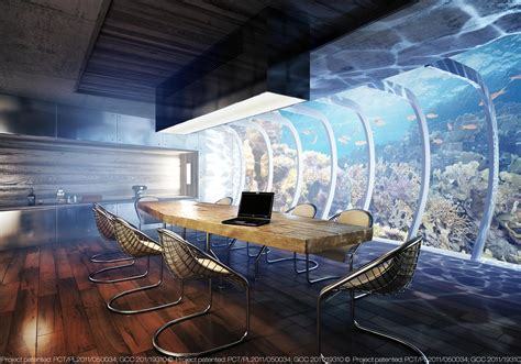12 photos of the underwater hotel in dubai that prove we