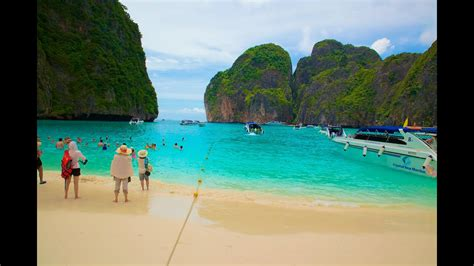 Phi Phi Island Phuket Thailand Paradise Travel 10