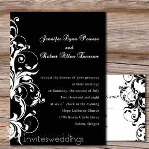 blue and white baroque china wedding invitation on behance With black n white wedding invitations