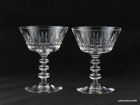 137 Best Vintage Elegant Stemware-champagne Flutes, Coupes