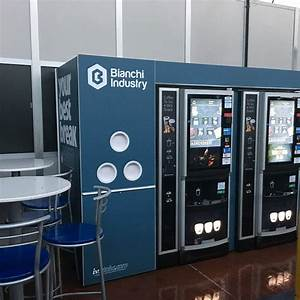 Made In Italy Vending Machines  Exports Up By   5