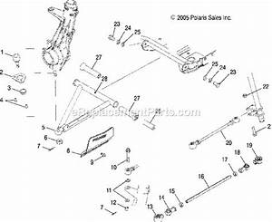 Polaris A06mh50aa Parts List And Diagram