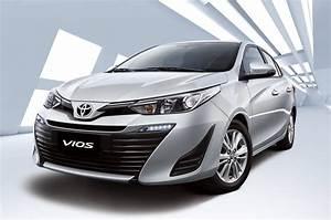 2019 Toyota Vios 1 5 G Cvt Prime