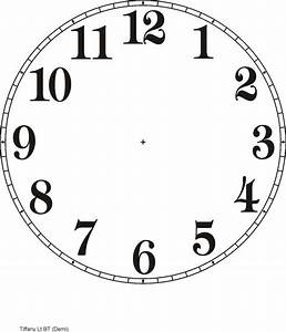 clock face template bing images diy printables With wiringpi clock mode