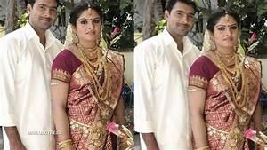 Vivek Gopan and Gayathri Arun Parasparam Serial Actress ...