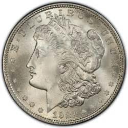 Morgan Dollars 1921 100 pieces