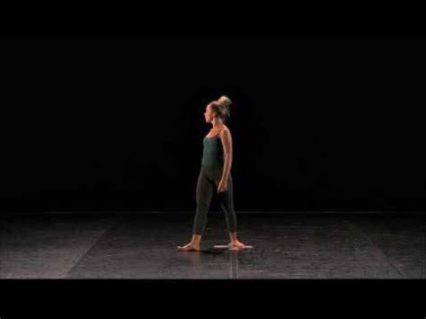 Variation danse contemporaine fin 2eme cycle 2020 examen